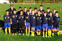 U12 Boys - Runner Up at Elite Challenge Cup