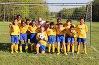 U11 Boys East in Ravenna